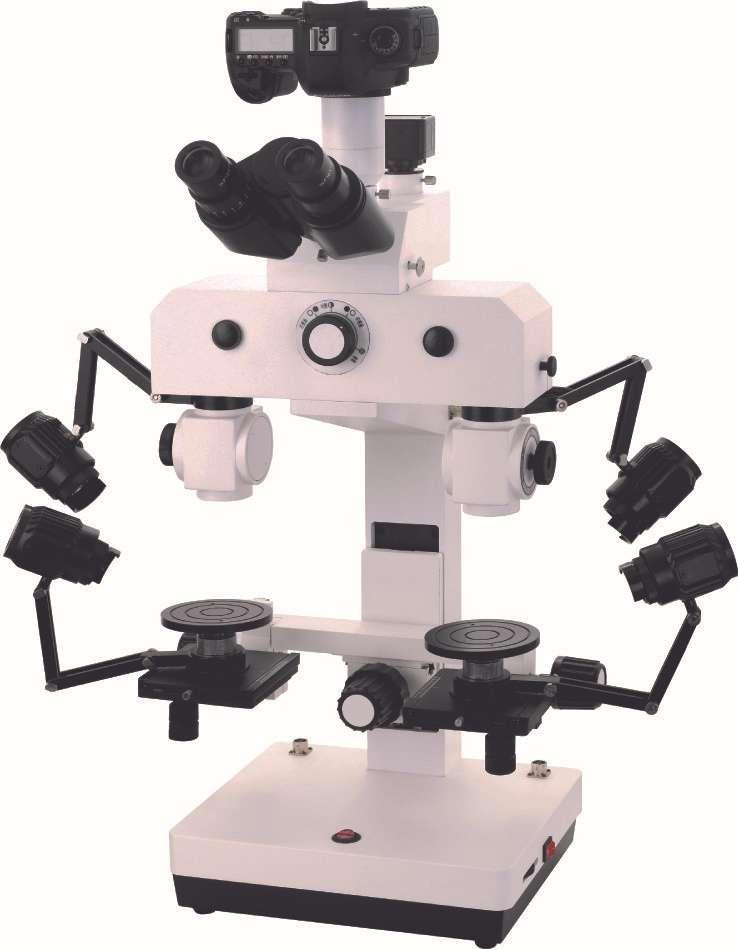XZC-5C型比较显微镜