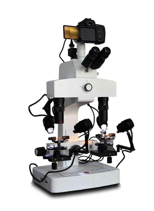 XZC-6C型比较显微镜
