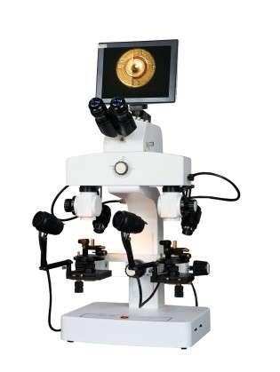 XZC-100D型数码比较显微镜